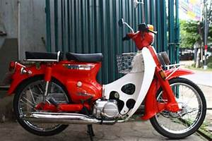 Modifikasi Motor Legenda Simple