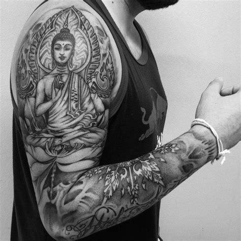 60 Inspirational Buddha Tattoo Ideas  Tatouage Bouddha