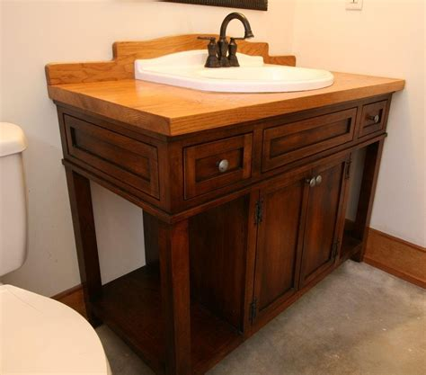 Bad Waschtisch Holz by About Solid Wood Bathroom Vanity Loccie Better Homes