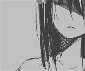 (100+) sad anime girl | Tumblr | Gore & Horror Anime ...