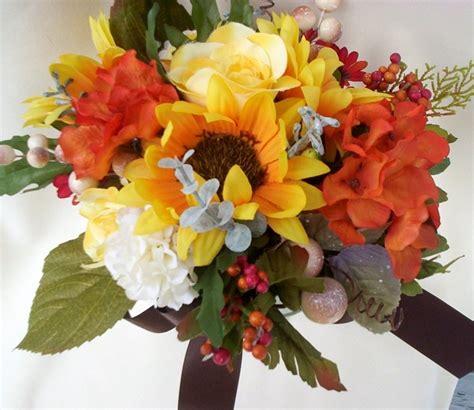 Autumn Bridal Bouquets Wedding House New Zealand Blog