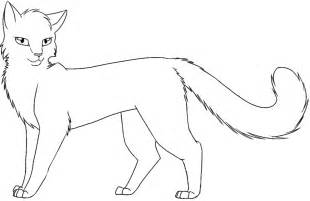 warrior cat drawings warriors cats coloring pages coloring home