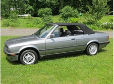 Purchase used 1992 BMW E30 convertible low miles in