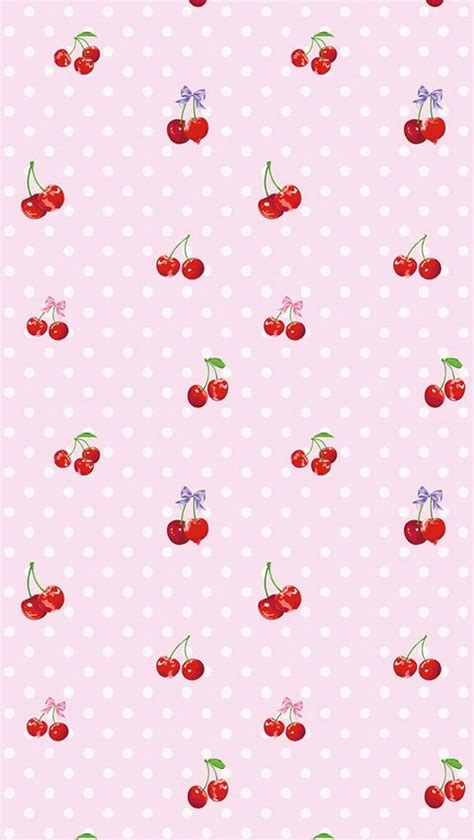 Download and use 10,000+ mobile wallpaper stock photos for free. cherries ~ beauty pattern ~ | Pattern | Cellphone wallpaper, Paper wallpaper, Pattern wallpaper