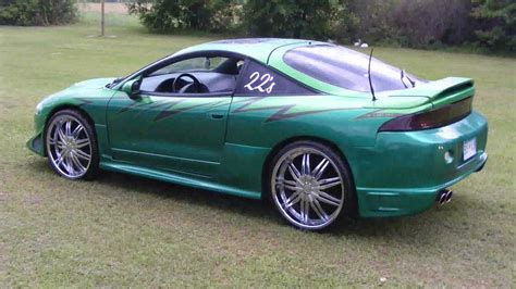 mitsubishi eclipse youtube