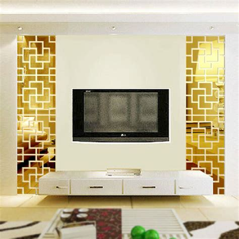 diy home decor living room entrance tv background