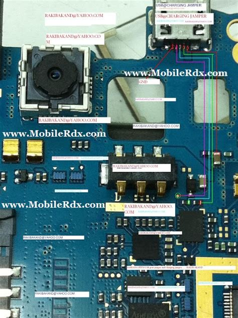 samsung gt s5570 usb connecter and charging ways jumper solution