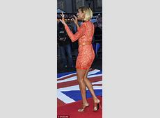 Amanda Holden goes braless for day one of Britain's Got