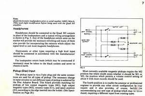 964f Quad 303 Wiring Diagram
