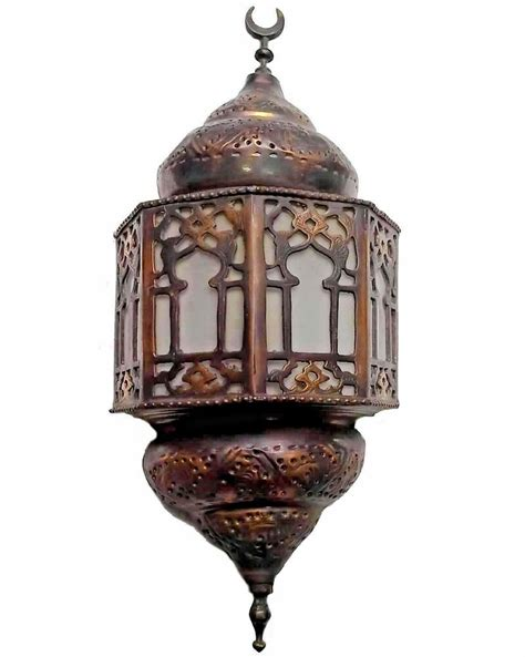 unique wall sconce br117 unique handmade islamic wall sconce white frosted