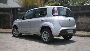 Teste R U00e1pido Fiat Uno Attractive 1 0 3 Cilindros