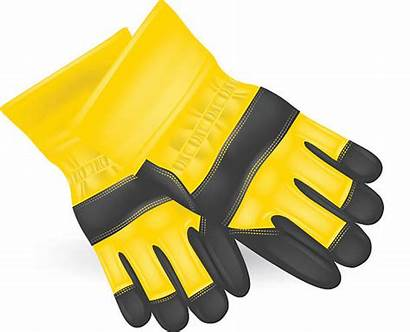 Gloves Glove Protective Clipart Vector Illustrations Clip