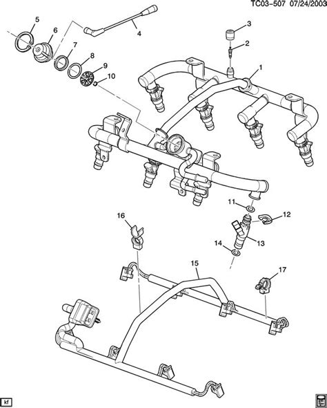 Fuel Injection Rail Kit Fuelacdelco