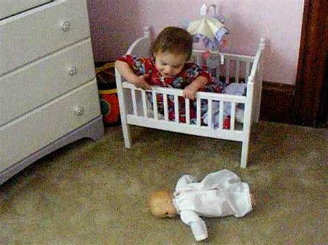 bitty baby crib in the bitty baby doll crib