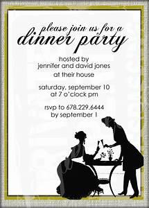 Dinner Party Invite Quotes. QuotesGram