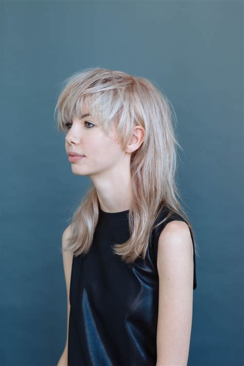 fashionable mullet hairstyles fade haircut