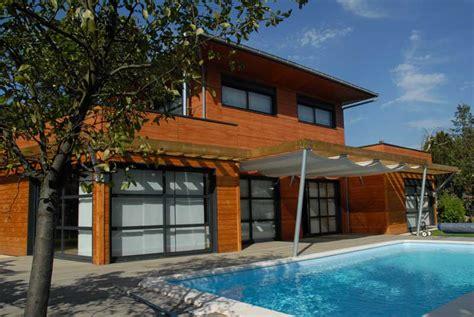 maison en panneaux de bois maison bois essonne dpt 91 maison d architecte maison contemporaine en bois