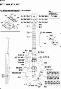Yamaha Guitar Aes820 Users Manual