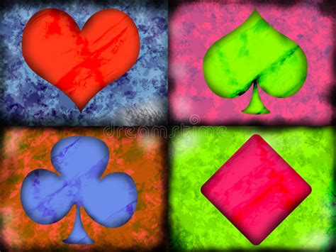 Ace Of Spade Wallpaper Hearts Spades Clubs Diamonds Royalty Free Stock Images Image 5993559