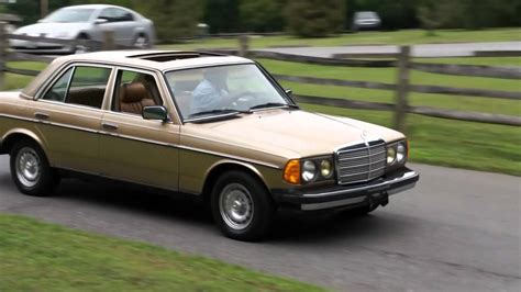 1984 mercedes benz 300cd turbodiesel for sale on bat auctions sold. 1985 Mercedes Benz 300D Turbo Diesel For Sale 134,000 miles! - YouTube
