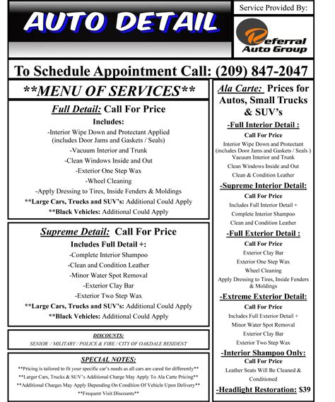 Auto Detailing Quotes Quotesgram. Talent Show Program Template. Family Medical History Template. Create Party Flyer. Invite Template For Word