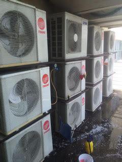 servis aircond repair mesin basuh  peti sejuk