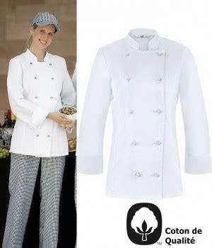 tenu de cuisine vestes de cuisine femme vestes chef femme biomidi