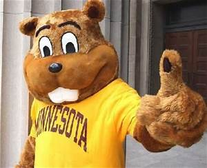 Number 1, Goldy Gopher! | Favorite People | Pinterest ...