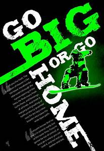 big,typography,graphic,design,poster ...
