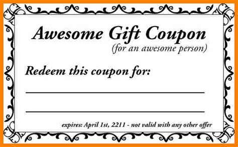 printable blank coupons template