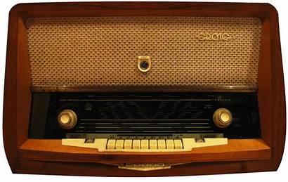 Radio Transparent Cut Background Rudolf Liebermann 1936