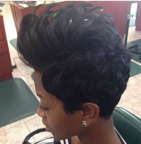 how to put hair style cut black hair i might do this as my upcoming 9242
