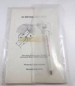 Vintage Schindler U0026 39 S Pen - George Schindler
