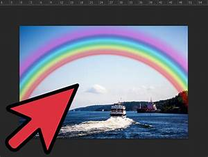 How To Create A Rainbow In Photoshop  5 Steps  With Pictures