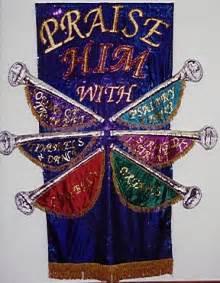 Christian Church Banner Patterns
