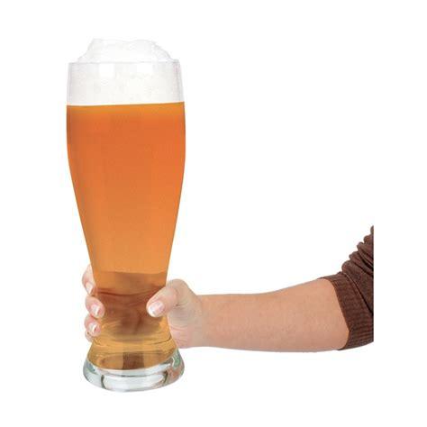 jeux de cuisine pour bébé verre à bière géant xl funstuff et compagnie