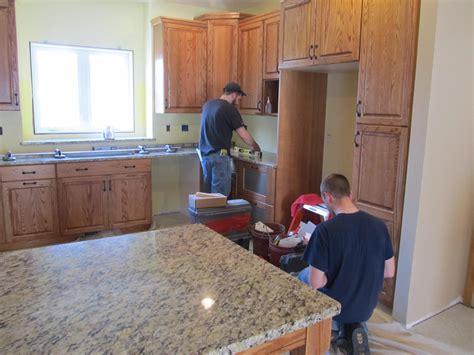 granite countertops installation artisangroup s premium countertops