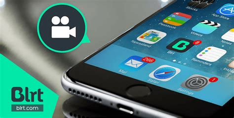 record your iphone screen how to easily record your iphone screen blrt