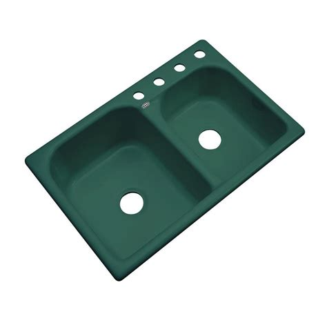 Thermocast Cambridge Kitchen Sinks by Thermocast Cambridge Drop In Acrylic 33 In 4