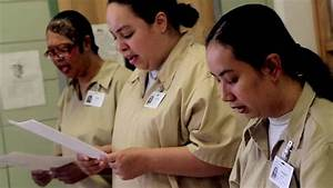 Inmates discuss impact of music therapy - YouTube
