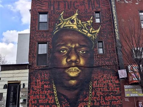 biggie mural in brooklyn to be taken down due to