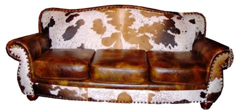 Cowhide Sectional Sofa by Cowhide Sofas Cowhide Couches