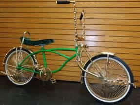 Custom Lowrider Bike Frame