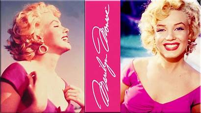 Marilyn Monroe Desktop Pink Backgrounds Background Wallpapers