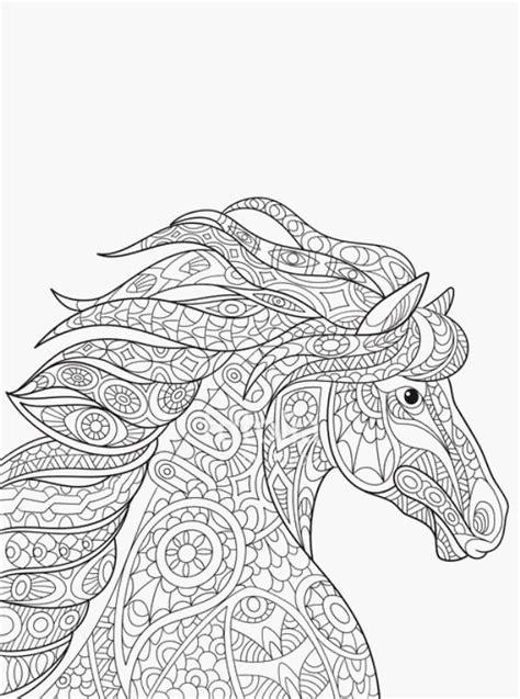 Kleurplaat Moeilijk Unicorn by Kleurplaten Mandala Moeilijk Model Volwassen Kleurplaat