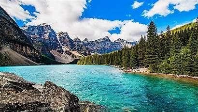4k Nature Ultra Louise Lake Wallpapers Desktop