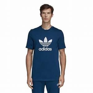 Tee Shirt Adidas Original Homme : t shirt homme adidas originals trefoil dv1603 ~ Melissatoandfro.com Idées de Décoration