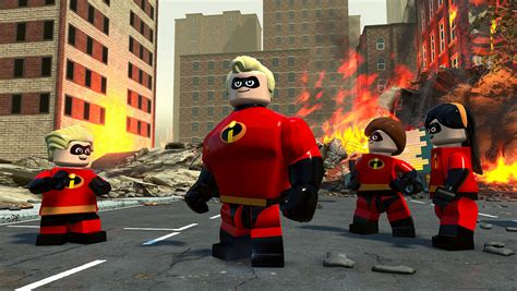Lego The Incredibles Game Officially Announced, Coming To