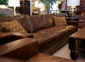 Leather furniture loft at joshua creek trading oakville for Sectional sofas ontario canada