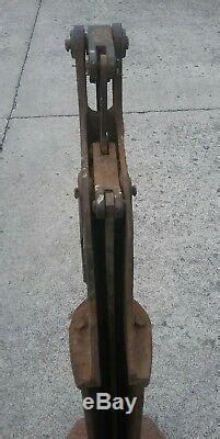 vintage stimpson   foot press forked rivets press brooklyn